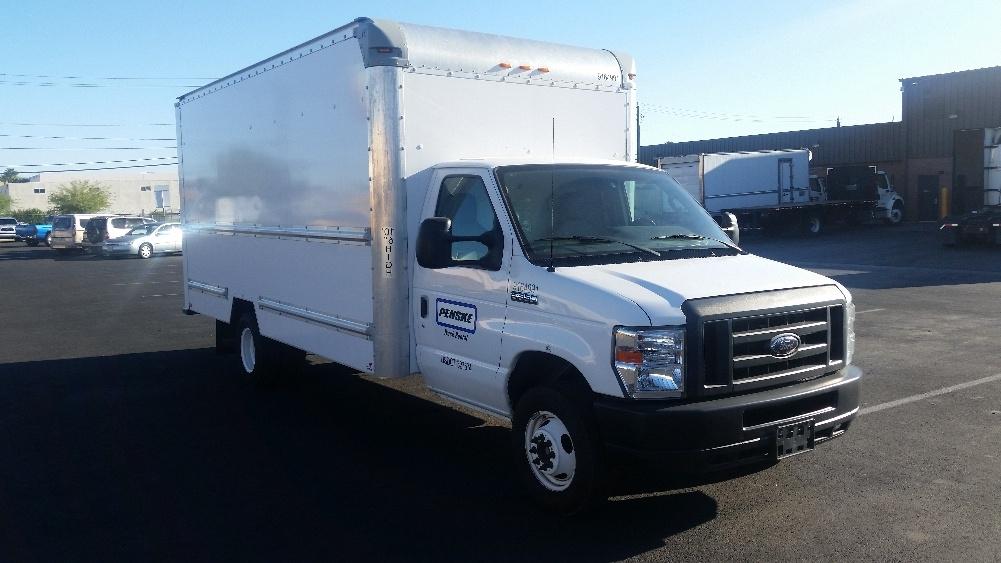 Light Duty Box Truck-Light and Medium Duty Trucks-Ford-2012-E350-LAS VEGAS-NV-59,248 miles-$24,250