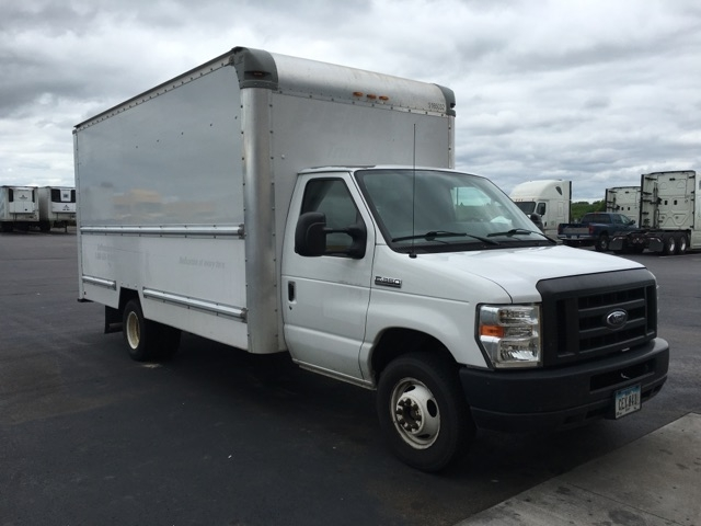Light Duty Box Truck-Light and Medium Duty Trucks-Ford-2012-E350-DAVENPORT-IA-148,864 miles-$12,250