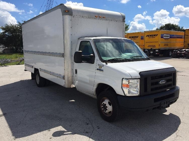 Light Duty Box Truck-Light and Medium Duty Trucks-Ford-2012-E350-ORLANDO-FL-122,265 miles-$16,000