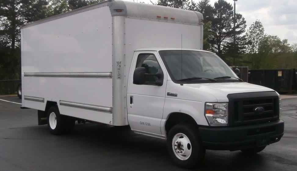 used light duty box trucks for sale in nc penske used trucks. Black Bedroom Furniture Sets. Home Design Ideas