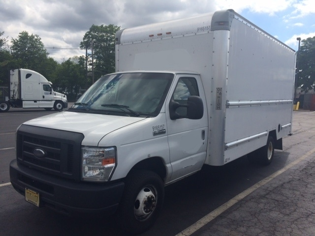 Light Duty Box Truck-Light and Medium Duty Trucks-Ford-2012-E350-DAYTON-NJ-144,403 miles-$11,750