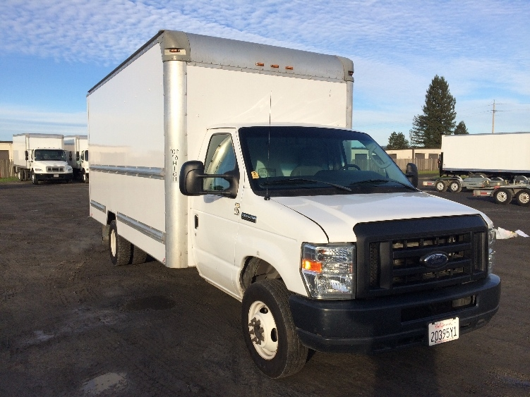 Light Duty Box Truck-Light and Medium Duty Trucks-Ford-2012-E350-SANTA ROSA-CA-141,084 miles-$16,500
