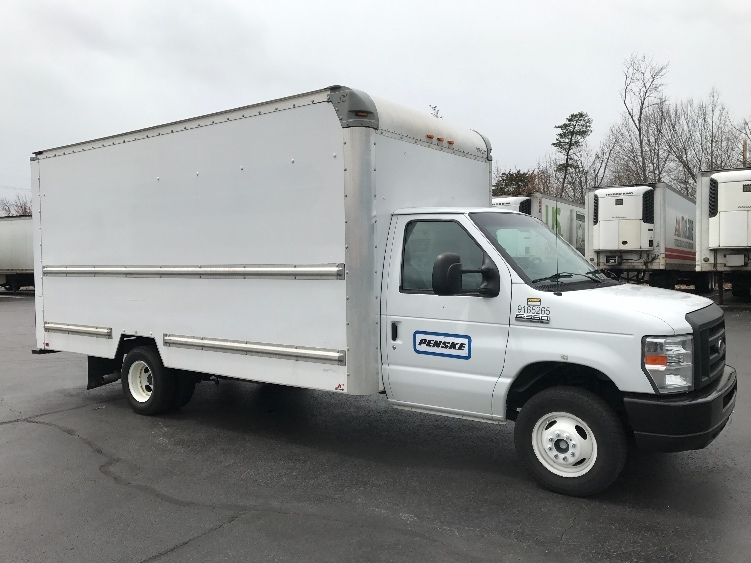 Light Duty Box Truck-Light and Medium Duty Trucks-Ford-2012-E350-CAPITOL HEIGHTS-MD-104,453 miles-$20,500