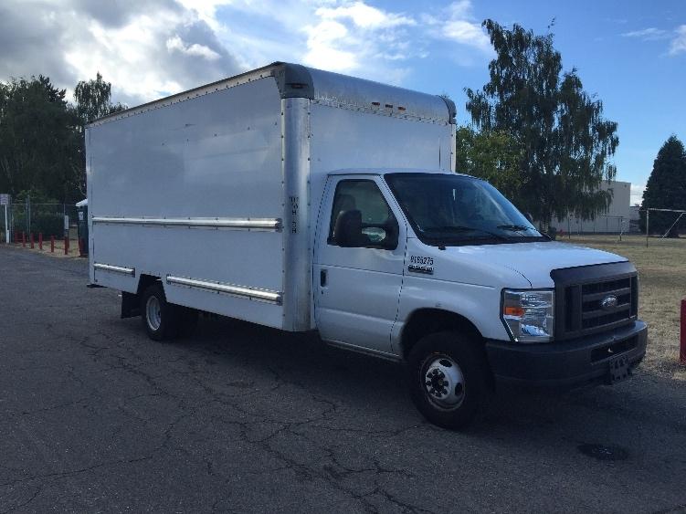 Light Duty Box Truck-Light and Medium Duty Trucks-Ford-2012-E350-PORTLAND-OR-146,260 miles-$13,500
