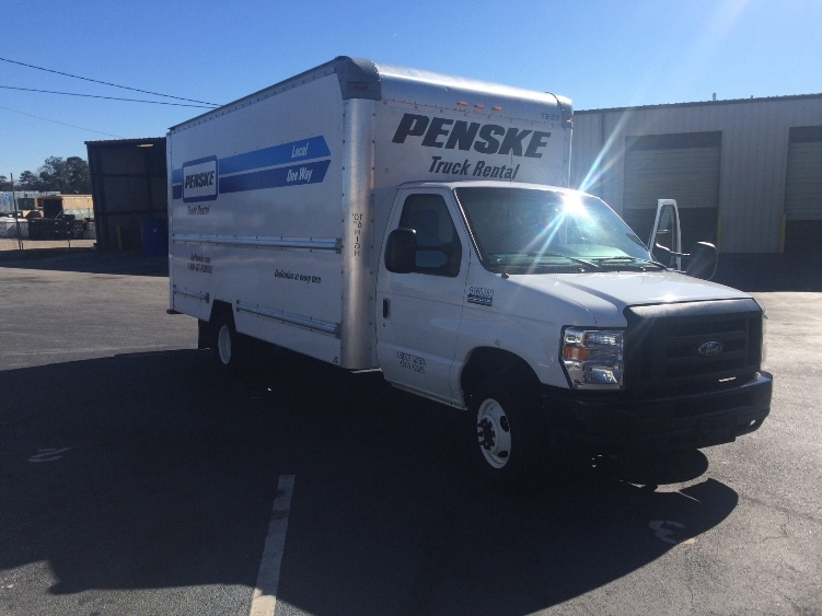 Light Duty Box Truck-Light and Medium Duty Trucks-Ford-2012-E350-WATERTOWN-NY-130,086 miles-$11,250