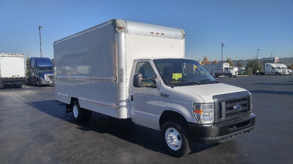 Light Duty Box Truck-Light and Medium Duty Trucks-Ford-2012-E350-SCARBOROUGH-ME-139,188 miles-$13,250