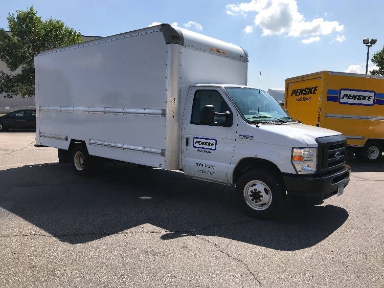 Light Duty Box Truck-Light and Medium Duty Trucks-Ford-2012-E350-EAGAN-MN-93,331 miles-$18,250