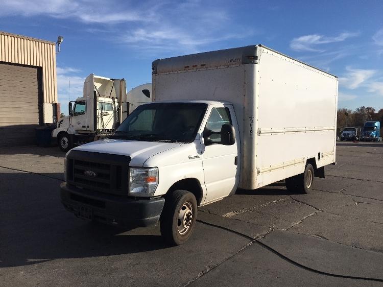 Light Duty Box Truck-Light and Medium Duty Trucks-Ford-2012-E350-OMAHA-NE-149,798 miles-$12,500