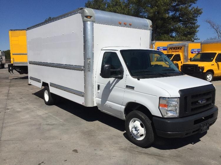 Light Duty Box Truck-Light and Medium Duty Trucks-Ford-2012-E350-CONYERS-GA-105,228 miles-$18,000