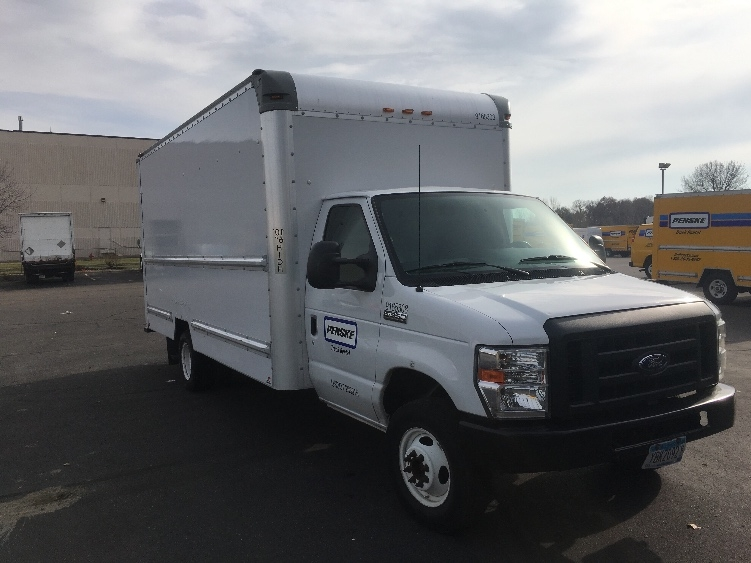 Light Duty Box Truck-Light and Medium Duty Trucks-Ford-2012-E350-EAGAN-MN-97,482 miles-$19,000