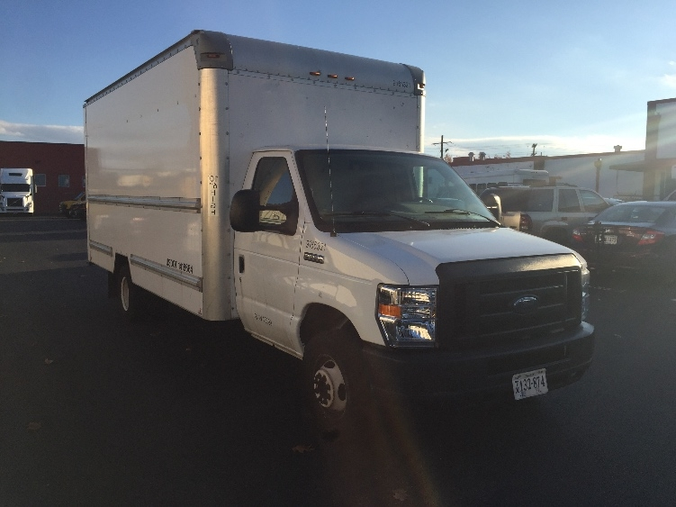 Light Duty Box Truck-Light and Medium Duty Trucks-Ford-2012-E350-CAPITOL HEIGHTS-MD-119,321 miles-$16,500
