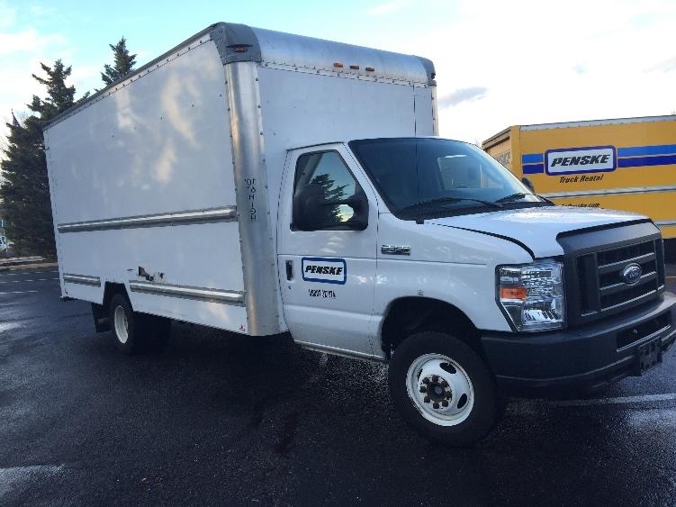 Light Duty Box Truck-Light and Medium Duty Trucks-Ford-2012-E350-CAPITOL HEIGHTS-MD-129,145 miles-$13,750