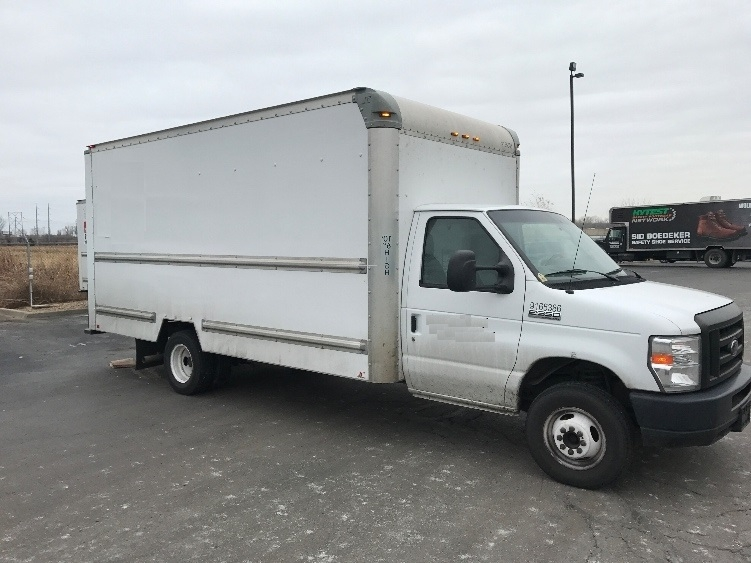 Light Duty Box Truck-Light and Medium Duty Trucks-Ford-2012-E350-KANSAS CITY-MO-108,851 miles-$17,500