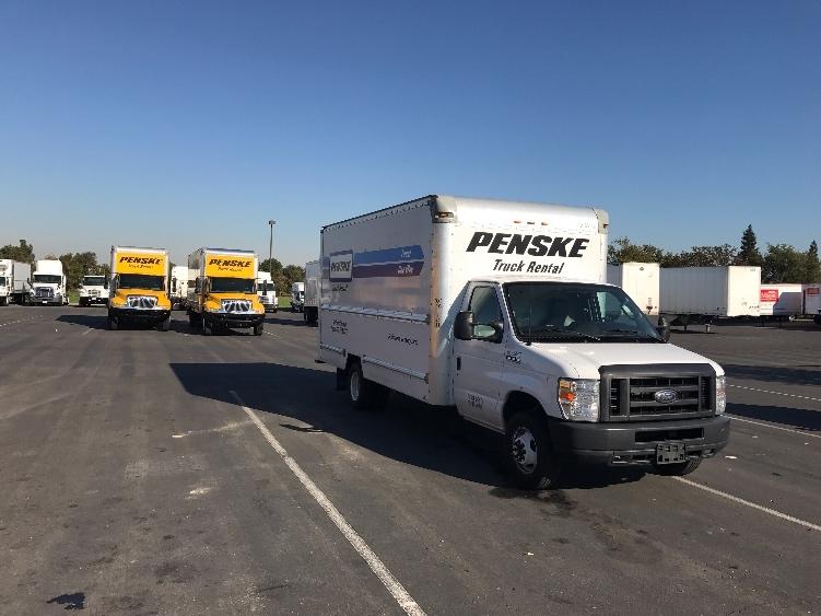 Light Duty Box Truck-Light and Medium Duty Trucks-Ford-2012-E350-SACRAMENTO-CA-125,069 miles-$14,250