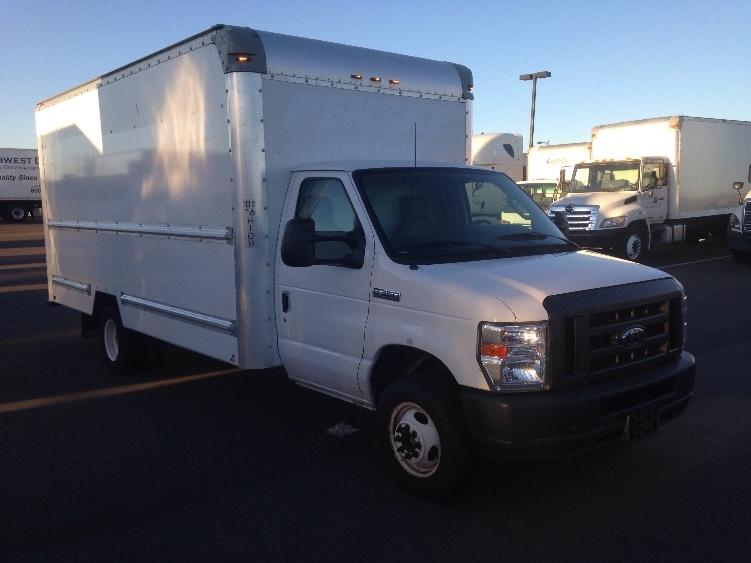 Light Duty Box Truck-Light and Medium Duty Trucks-Ford-2012-E350-DENVER-CO-143,628 miles-$12,750
