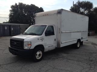 Light Duty Box Truck-Light and Medium Duty Trucks-Ford-2012-E350-EAST CHICAGO-IN-104,482 miles-$7,500
