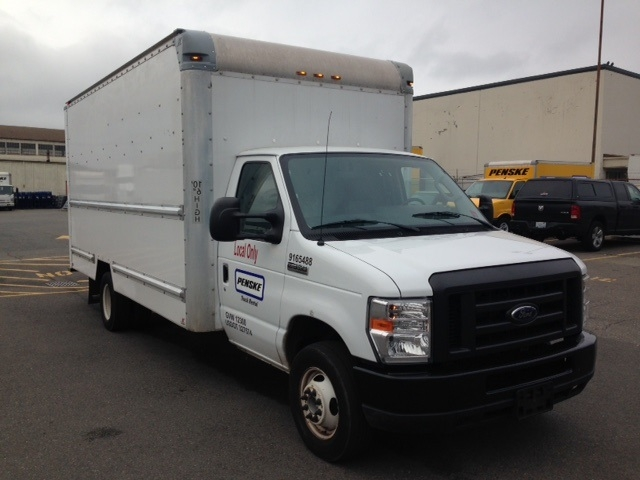 Light Duty Box Truck-Light and Medium Duty Trucks-Ford-2012-E350-TUKWILA-WA-104,569 miles-$7,500