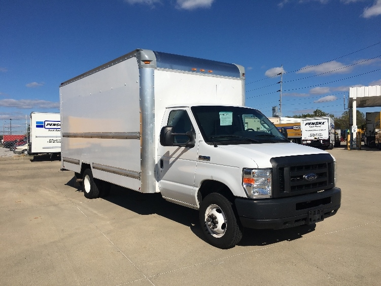 Light Duty Box Truck-Light and Medium Duty Trucks-Ford-2012-E350-INDIANAPOLIS-IN-133,215 miles-$13,500