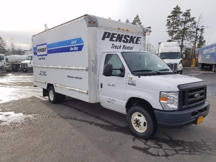 Light Duty Box Truck-Light and Medium Duty Trucks-Ford-2012-E350-ERIE-PA-95,712 miles-$18,750