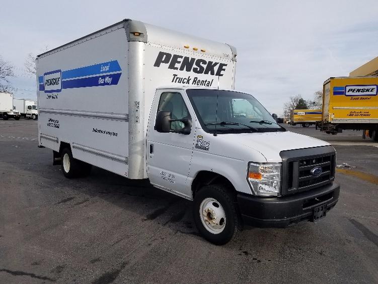Light Duty Box Truck-Light and Medium Duty Trucks-Ford-2012-E350-BROOK PARK-OH-89,361 miles-$19,500