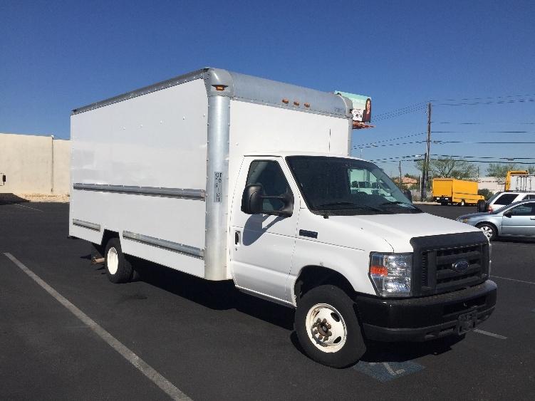 Light Duty Box Truck-Light and Medium Duty Trucks-Ford-2012-E350-LAS VEGAS-NV-129,064 miles-$14,000
