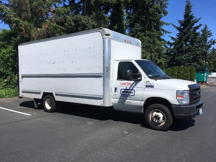 Light Duty Box Truck-Light and Medium Duty Trucks-Ford-2012-E350-KENT-WA-81,325 miles-$20,750