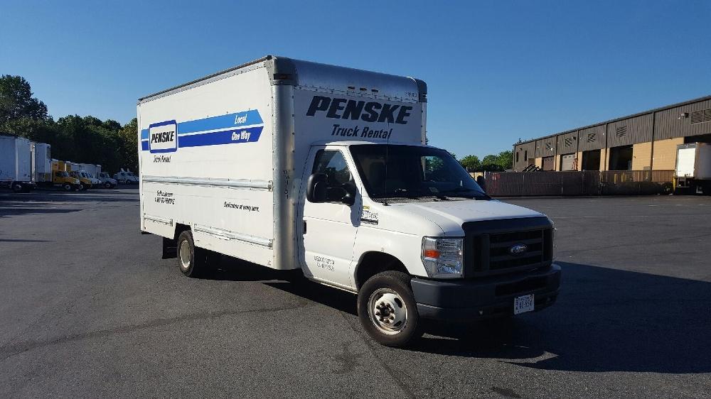 Light Duty Box Truck-Light and Medium Duty Trucks-Ford-2012-E350-CAPITOL HEIGHTS-MD-118,341 miles-$13,750
