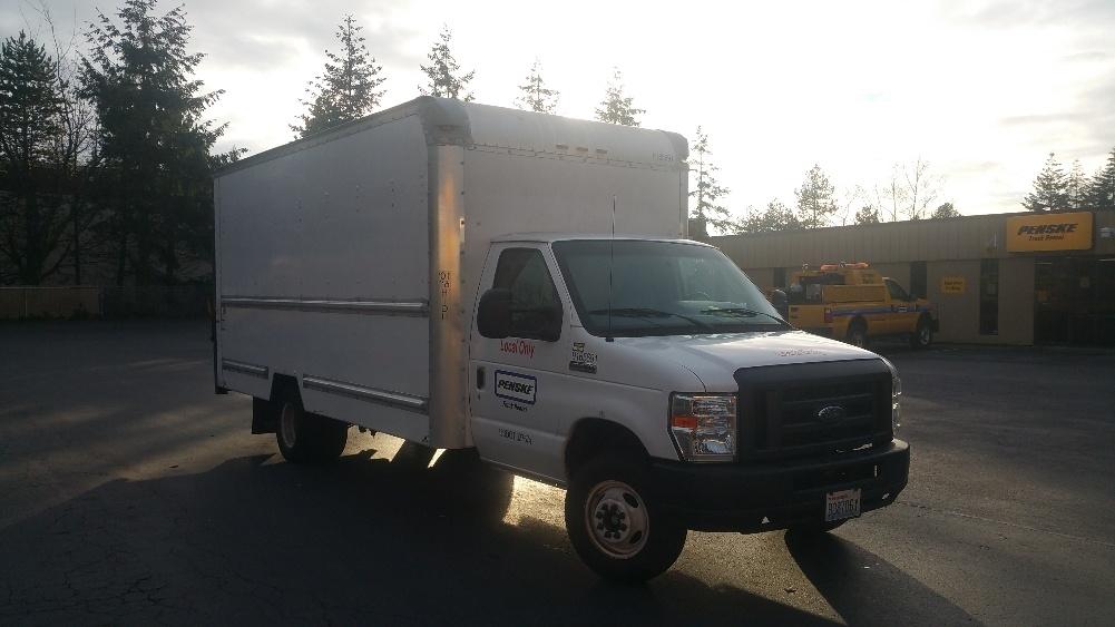 Light Duty Box Truck-Light and Medium Duty Trucks-Ford-2012-E350-KENT-WA-75,521 miles-$21,500