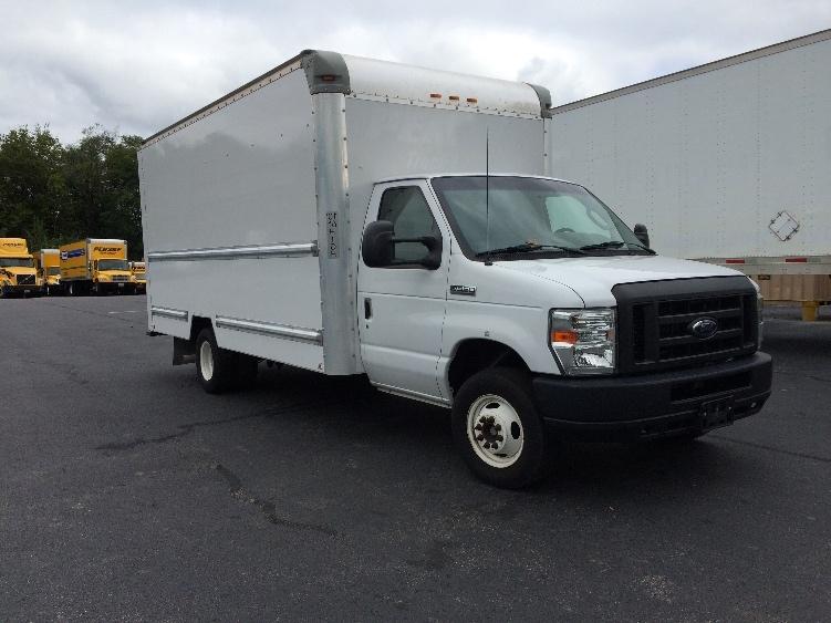 Light Duty Box Truck-Light and Medium Duty Trucks-Ford-2012-E350-SALEM-VA-118,466 miles-$14,750