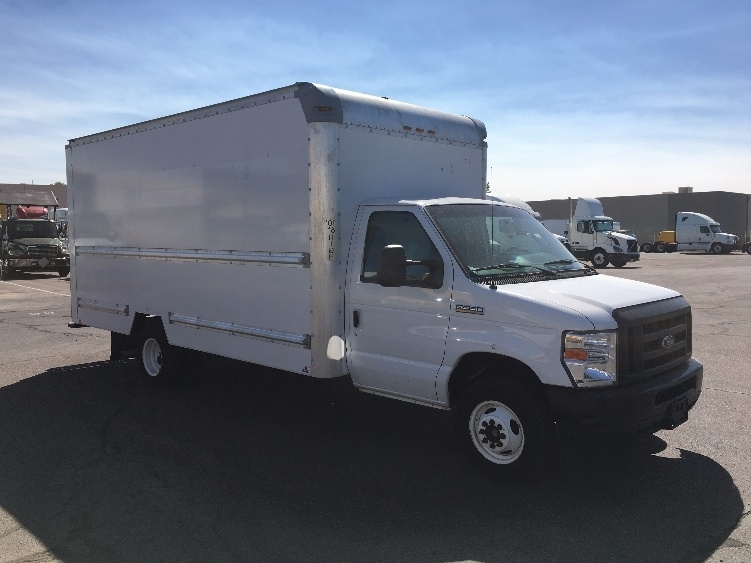 Light Duty Box Truck-Light and Medium Duty Trucks-Ford-2012-E350-PHOENIX-AZ-130,137 miles-$13,750