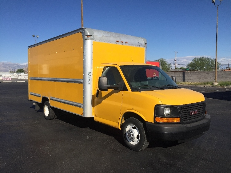 Light Duty Box Truck-Light and Medium Duty Trucks-GMC-2013-Savana G33903-LAS VEGAS-NV-133,254 miles-$14,000