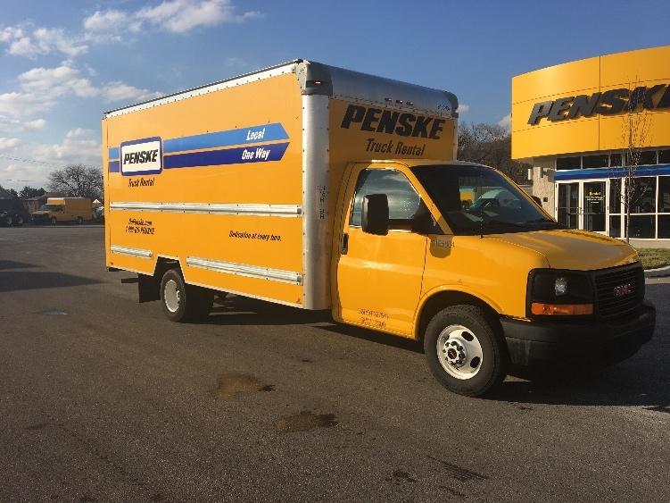 Light Duty Box Truck-Light and Medium Duty Trucks-GMC-2013-Savana G33903-PITTSBURGH-PA-110,197 miles-$15,500