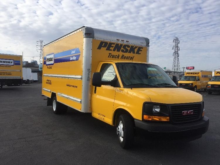 Used Light Duty Box Trucks For Sale In Tn Penske Used Trucks