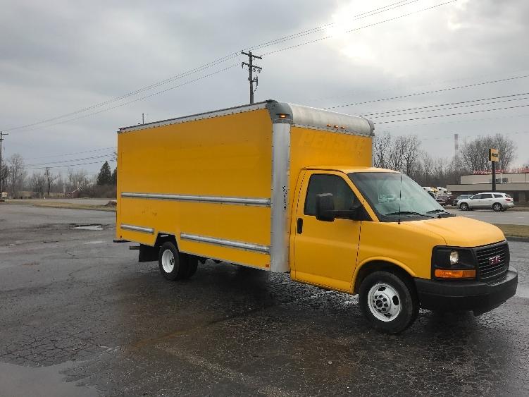 Light Duty Box Truck-Light and Medium Duty Trucks-GMC-2013-Savana G33903-LANSING-MI-123,171 miles-$15,000