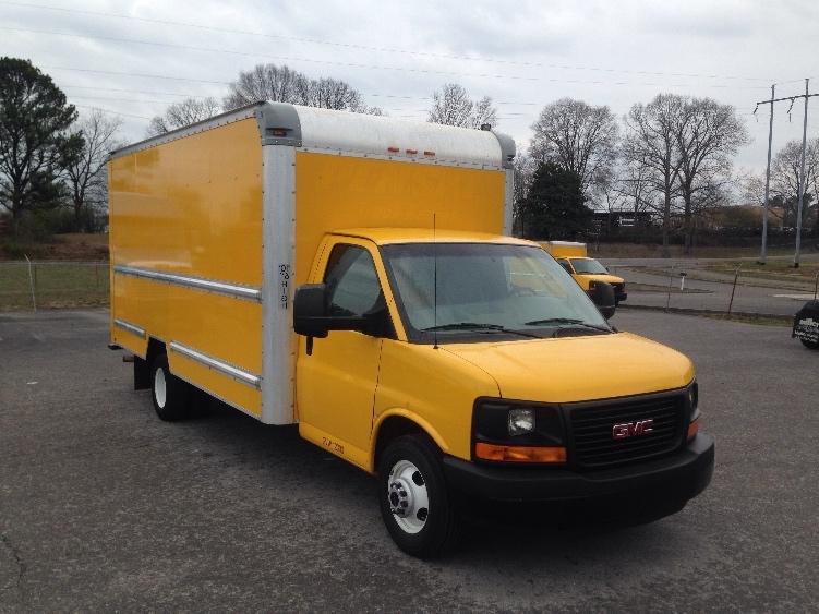 Light Duty Box Truck-Light and Medium Duty Trucks-GMC-2013-Savana G33903-CLEVELAND-TN-136,798 miles-$14,000