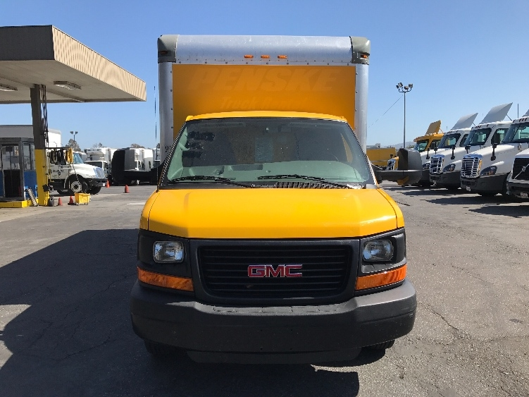 Light Duty Box Truck-Light and Medium Duty Trucks-GMC-2013-Savana G33903-TORRANCE-CA-134,912 miles-$14,000
