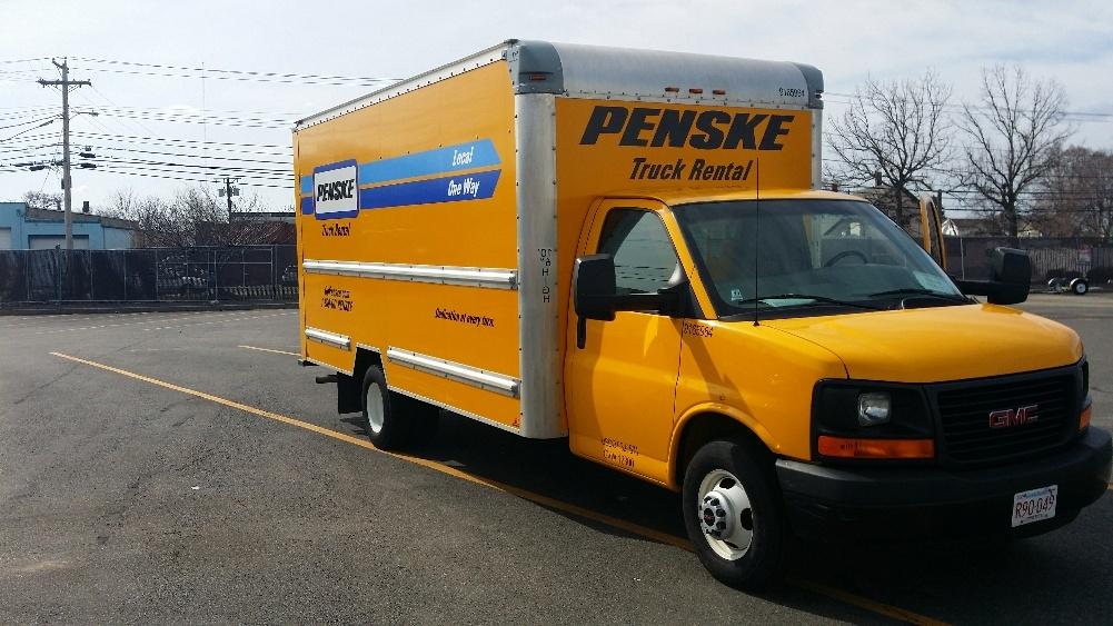Light Duty Box Truck-Light and Medium Duty Trucks-GMC-2013-Savana G33903-MEDFORD-MA-86,046 miles-$18,250
