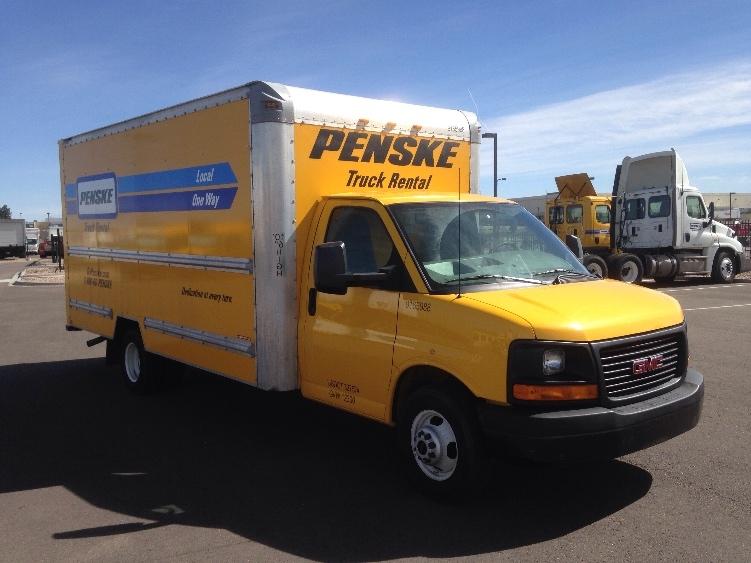Light Duty Box Truck-Light and Medium Duty Trucks-GMC-2013-Savana G33903-DENVER-CO-138,425 miles-$13,750