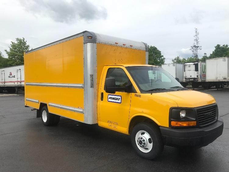 Light Duty Box Truck-Light and Medium Duty Trucks-GMC-2013-Savana G33903-MANASSAS-VA-128,382 miles-$14,500