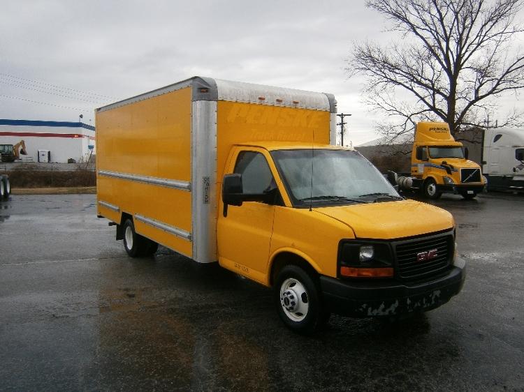 Light Duty Box Truck-Light and Medium Duty Trucks-GMC-2013-Savana G33903-LOUISVILLE-KY-119,118 miles-$14,250