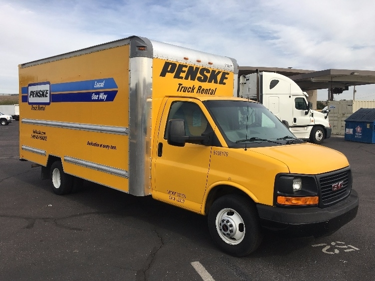 Light Duty Box Truck-Light and Medium Duty Trucks-GMC-2013-Savana G33903-PHOENIX-AZ-122,044 miles-$15,000