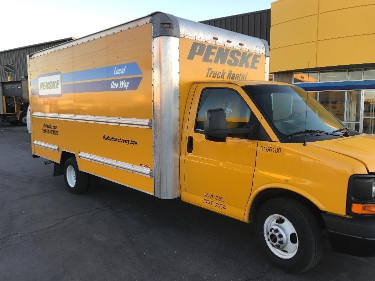 Light Duty Box Truck-Light and Medium Duty Trucks-GMC-2013-Savana G33903-KANSAS CITY-MO-125,795 miles-$15,000