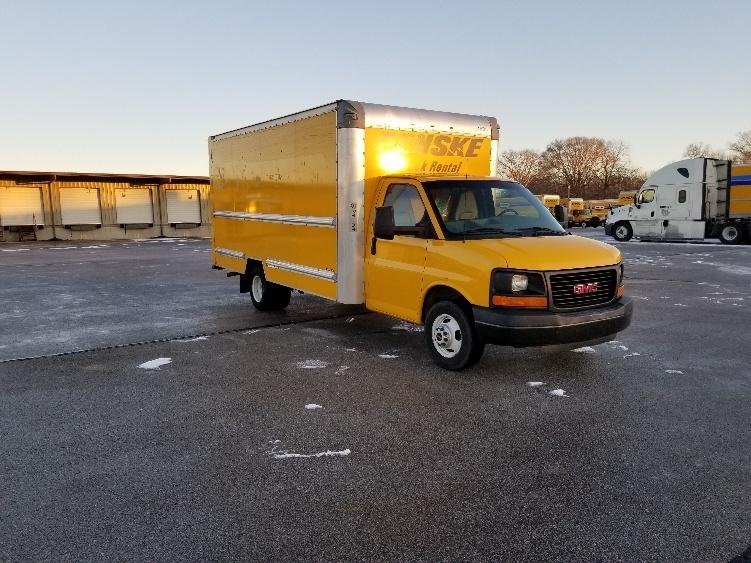 Light Duty Box Truck-Light and Medium Duty Trucks-GMC-2014-Savana G33903-COOKEVILLE-TN-111,065 miles-$17,500