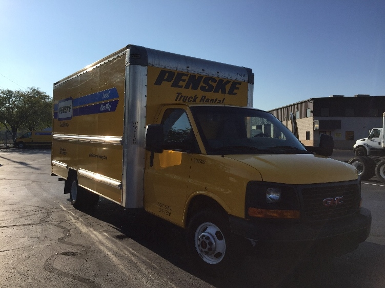 Light Duty Box Truck-Light and Medium Duty Trucks-GMC-2014-Savana G33903-LOUISVILLE-KY-122,975 miles-$16,000