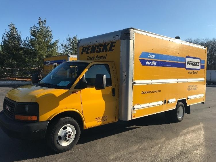 Light Duty Box Truck-Light and Medium Duty Trucks-GMC-2014-Savana G33903-BENSALEM-PA-83,739 miles-$21,000