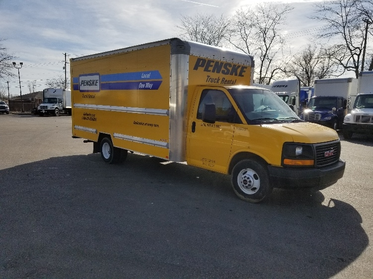 Light Duty Box Truck-Light and Medium Duty Trucks-GMC-2014-Savana G33903-LEXINGTON-KY-102,662 miles-$18,750