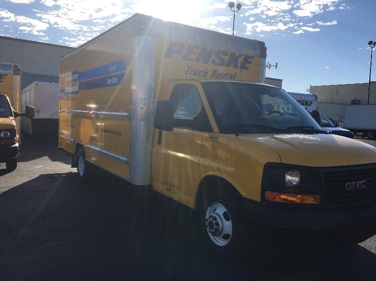 Light Duty Box Truck-Light and Medium Duty Trucks-GMC-2014-Savana G33903-LAS VEGAS-NV-136,038 miles-$15,250