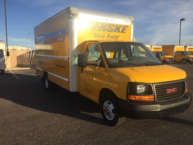 Light Duty Box Truck-Light and Medium Duty Trucks-GMC-2014-Savana G33903-COLORADO SPRINGS-CO-112,053 miles-$17,750