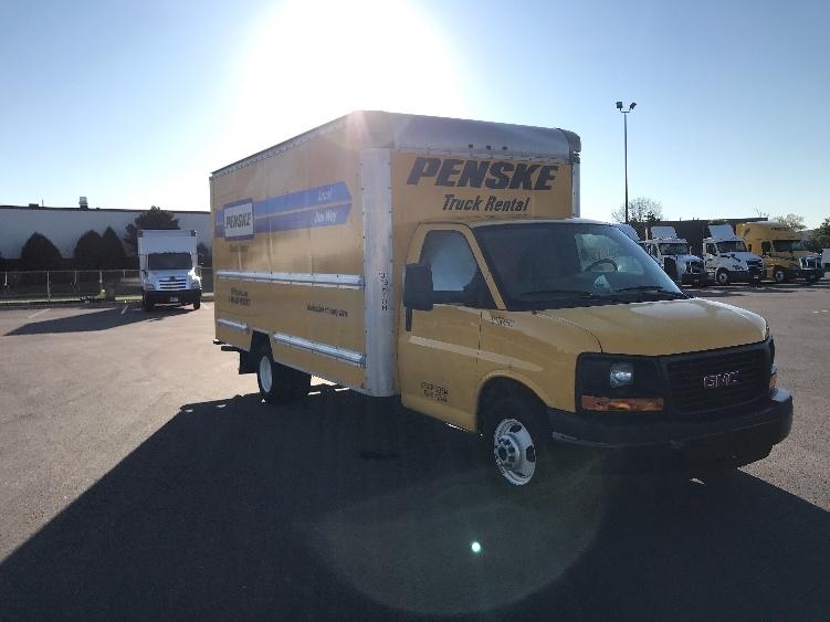 Light Duty Box Truck-Light and Medium Duty Trucks-GMC-2014-Savana G33903-STICKNEY-IL-80,118 miles-$21,000