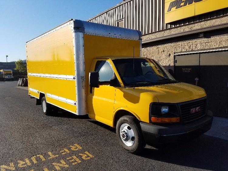 Light Duty Box Truck-Light and Medium Duty Trucks-GMC-2014-Savana G33903-PORTLAND-OR-116,759 miles-$16,500